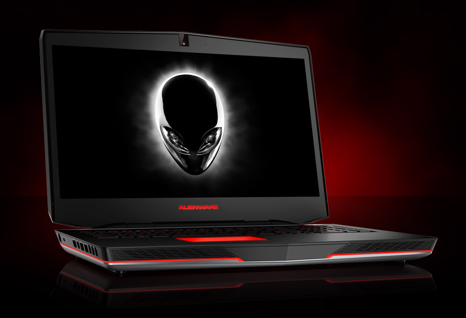AMD Alienware 17 Top Performance Gaming Laptop