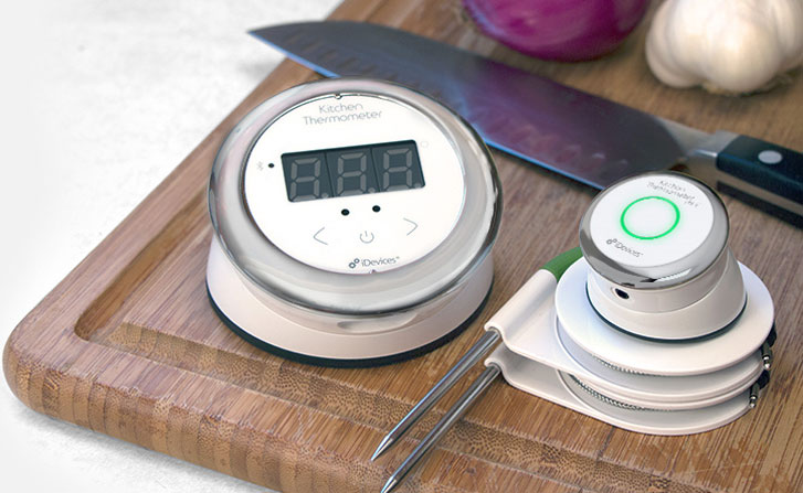 iDevices Kitchen Thermometer Mini Review - AptGadget.com
