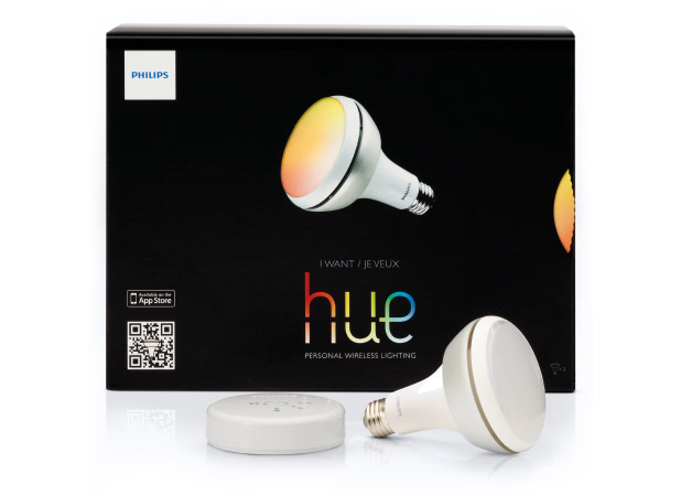 Hue Lampen E14 : Philips hue br smart lightbulb review aptgadget
