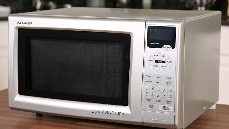 Sharp Convection Grill Microwave R 820js Reviewp