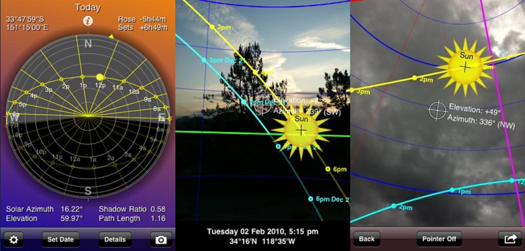 Sun-Seeker-3D-Augmented-Reality