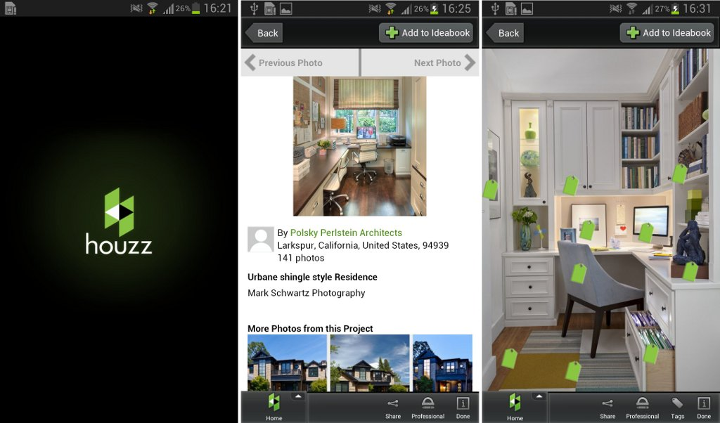 Image gallery houzz interior design app for Home decorating app