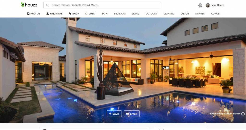 Beautiful Houzz Design App Review   Unlimited Home Design And DIY Ideas    AptGadget.com