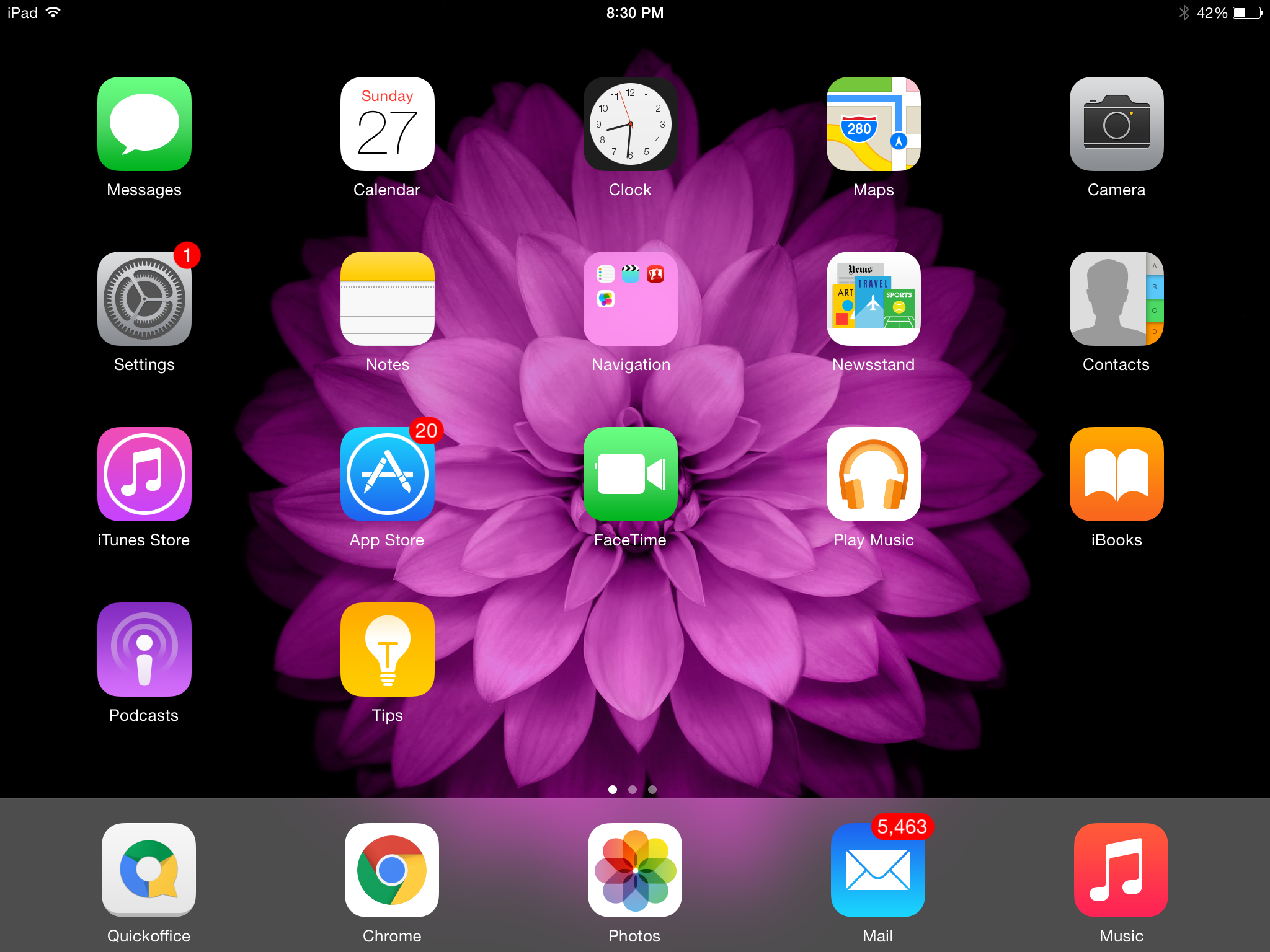 how to change wallpaper on iphone