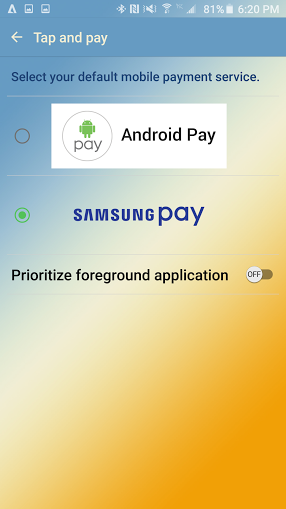 how to enable NFC on your Android smartphone 4