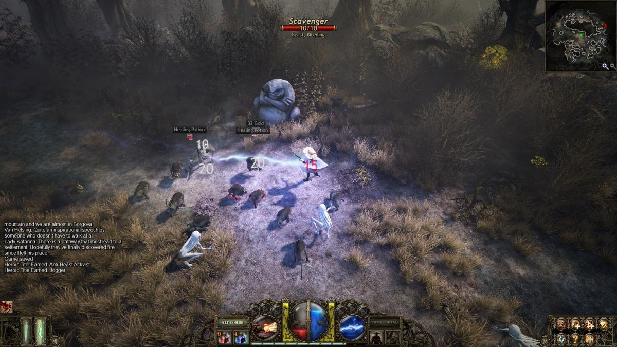 The Incredible Adventure of Van Helsing II