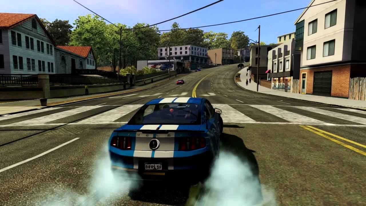 Best Open World Game Cars