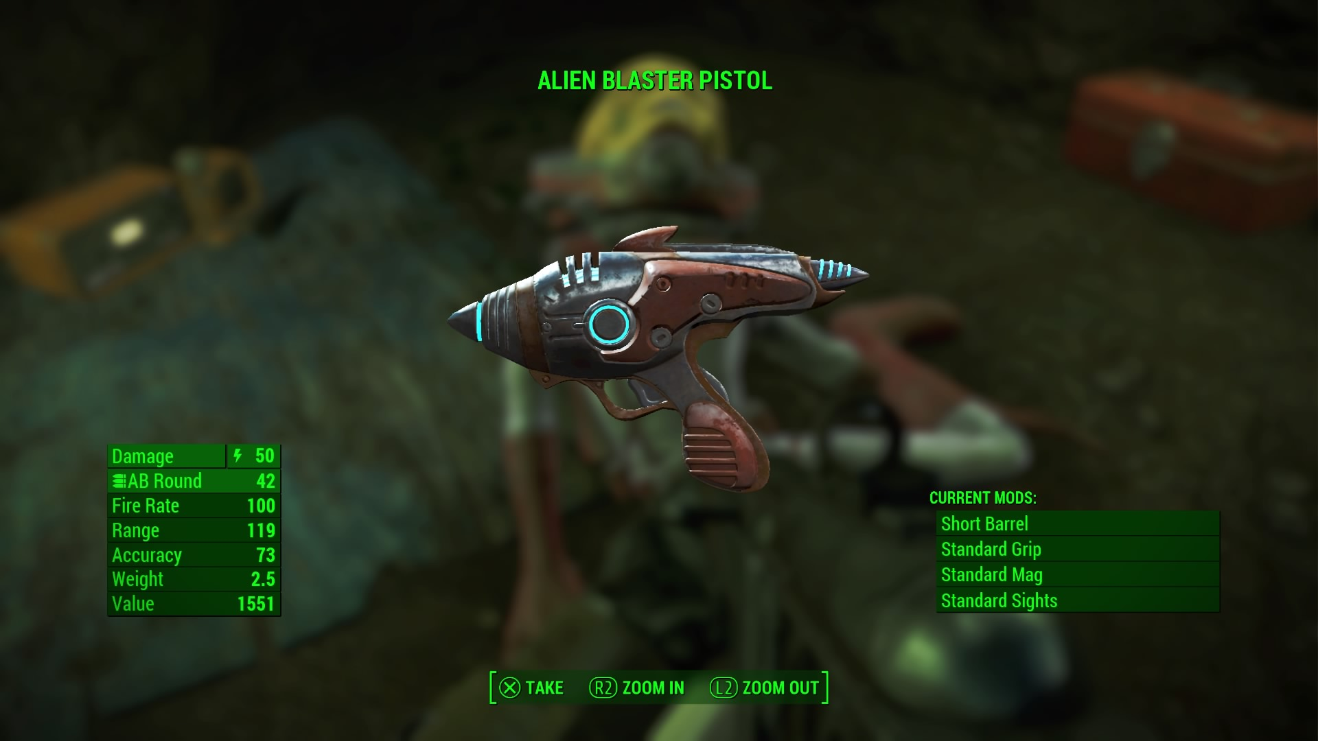 fallout 3 alien blaster map location with How To Get The Alien Blaster In Fallout 4 on Fallout 4 Power Armor Locations besides Fallout 4 Alien Blaster Guide in addition Fallout 4 Bobblehead Locations And Associated Perks Guide likewise Showthread also 5 Fallout 4 Weapon Mods You Need To Download.