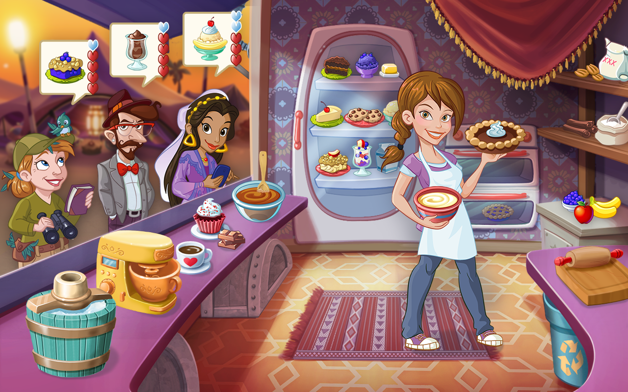 Best games like kitchen scramble - Jeux de cuisine kitchen scramble ...