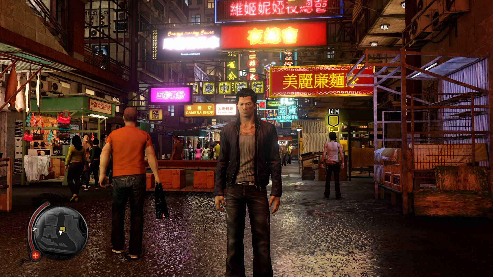Sleeping Dogs Definitive Edition Vehicles Order