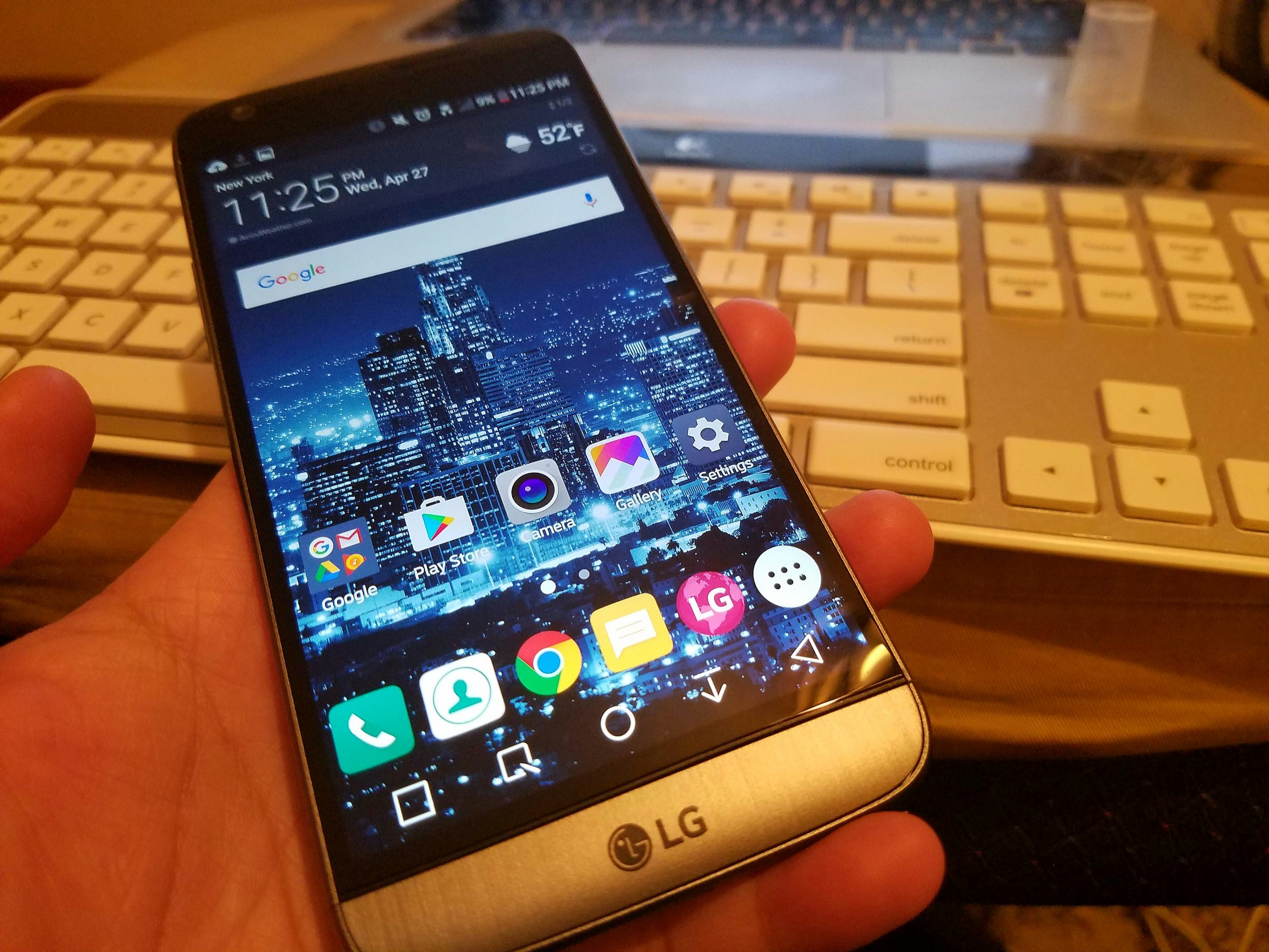 Google themes network failed - If You Re The Recipient Of An Lg G5 From T Mobile Or Verizon You Ll Be Disappointed To Hear If You Haven T Experienced It Already That The Lg G5 Doesn T
