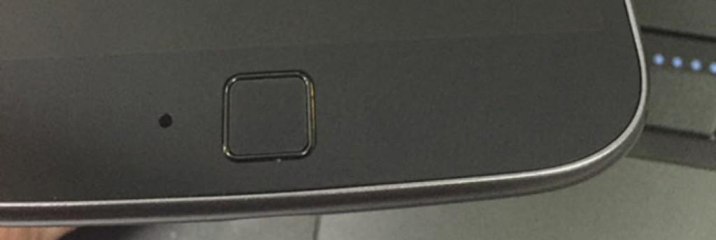 Moto G4 fingerprint home button