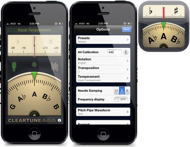 top ten guitar tuner apps. Black Bedroom Furniture Sets. Home Design Ideas