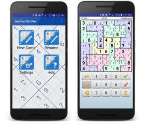 Sudoku-2Go-Free