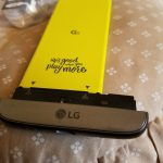 lg g5 battery flat