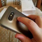 lg g5 finger on fingerprint sensor