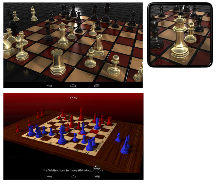 3DChess-Game