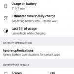 LG G5 battery 1a