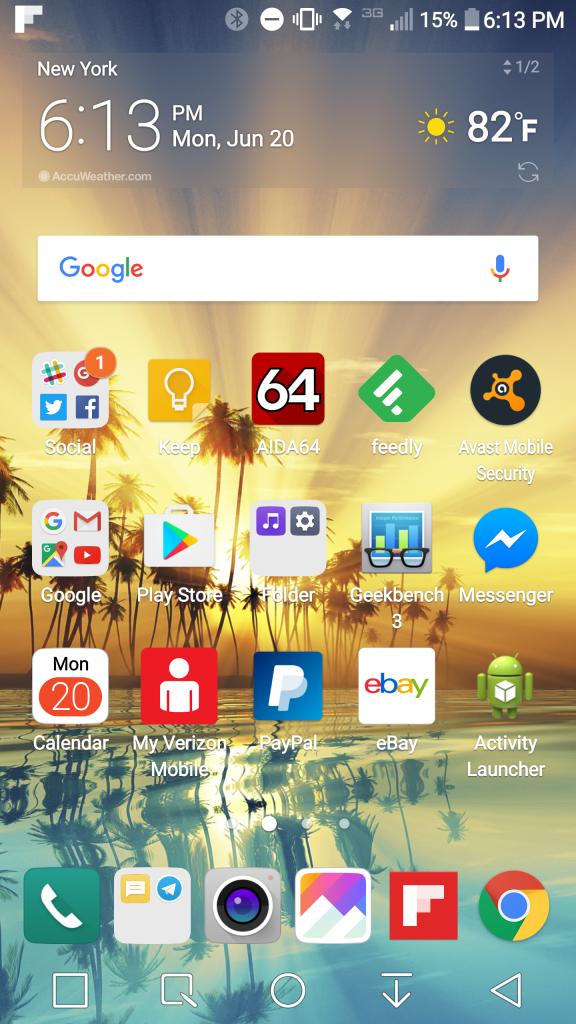 lg g5 icons