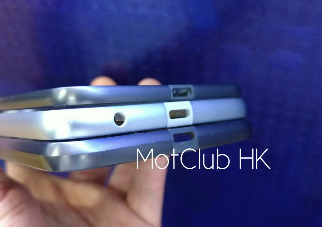 Moto Z Play headphone jack