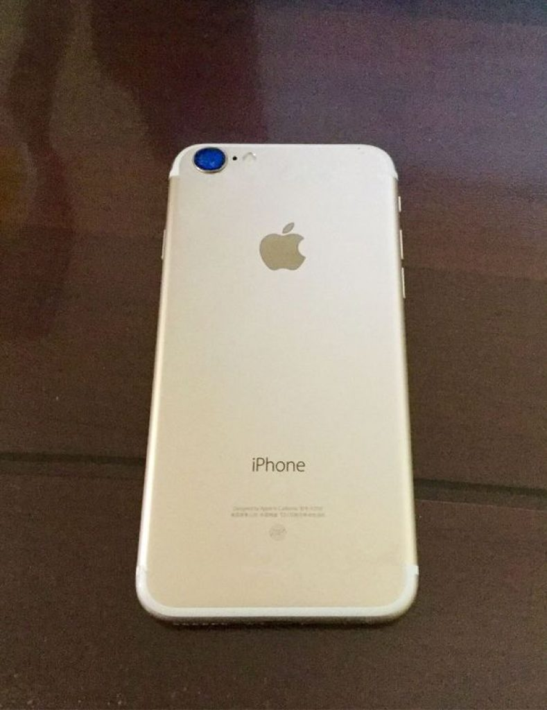 iPhone 7 design back cover and camera