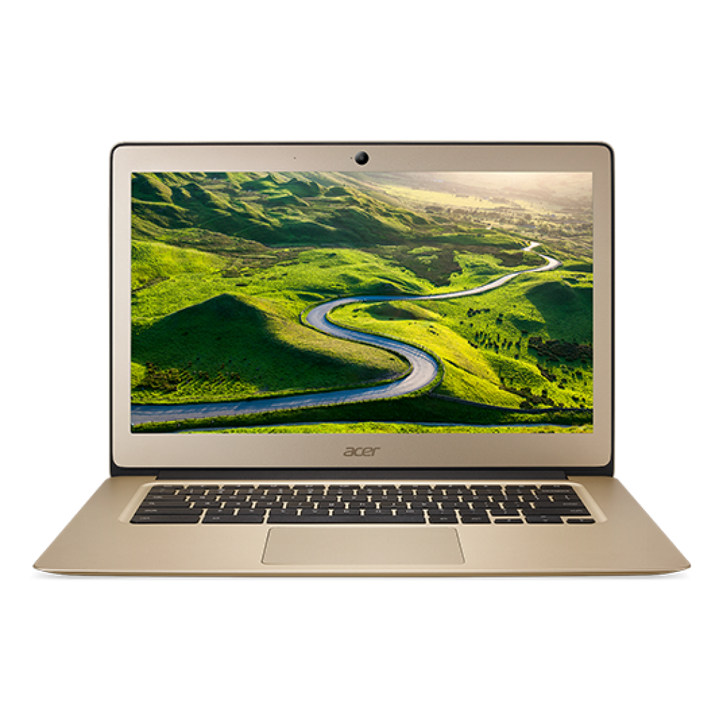 Acer Chromebook 14 display and monitor