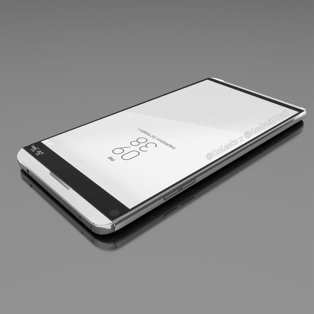 LG V20 render front angle