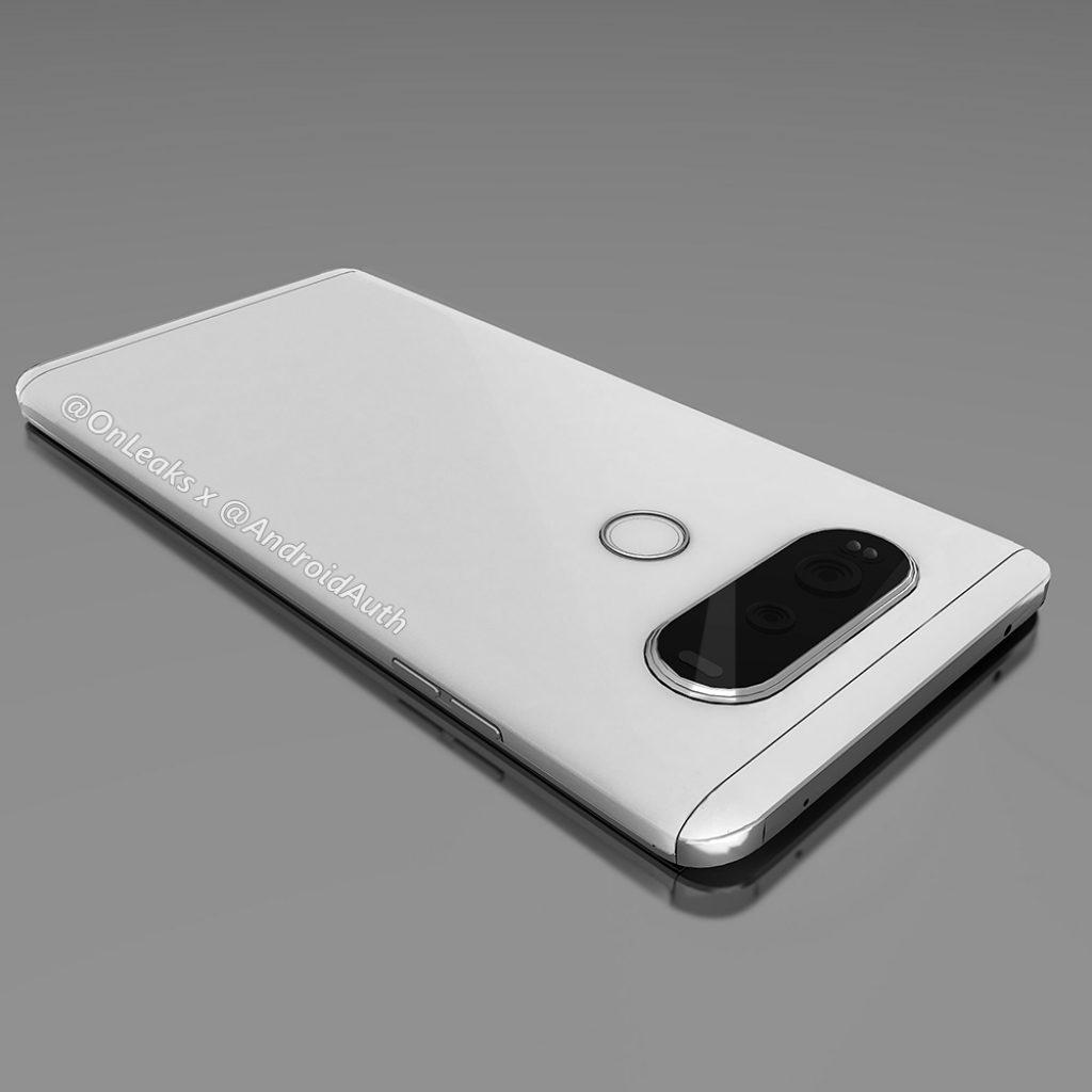LG V20 render back angle