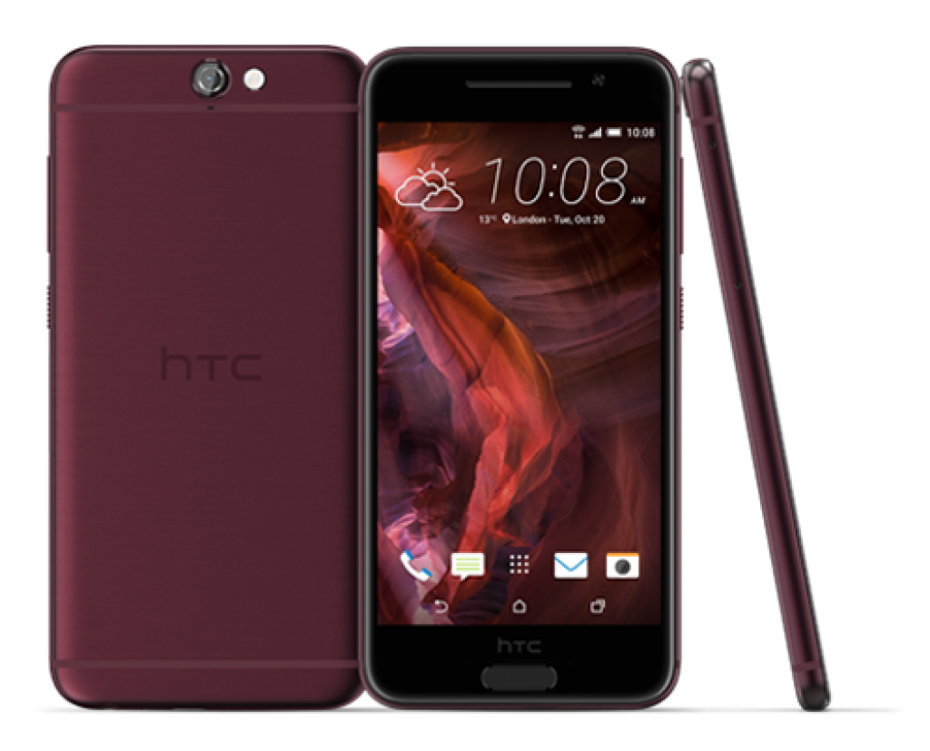 htc one a9 garnet red