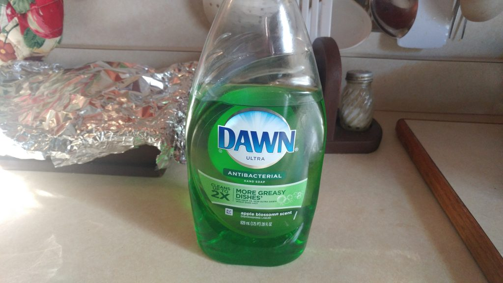 LG G5 dawn detergent morning lowlight