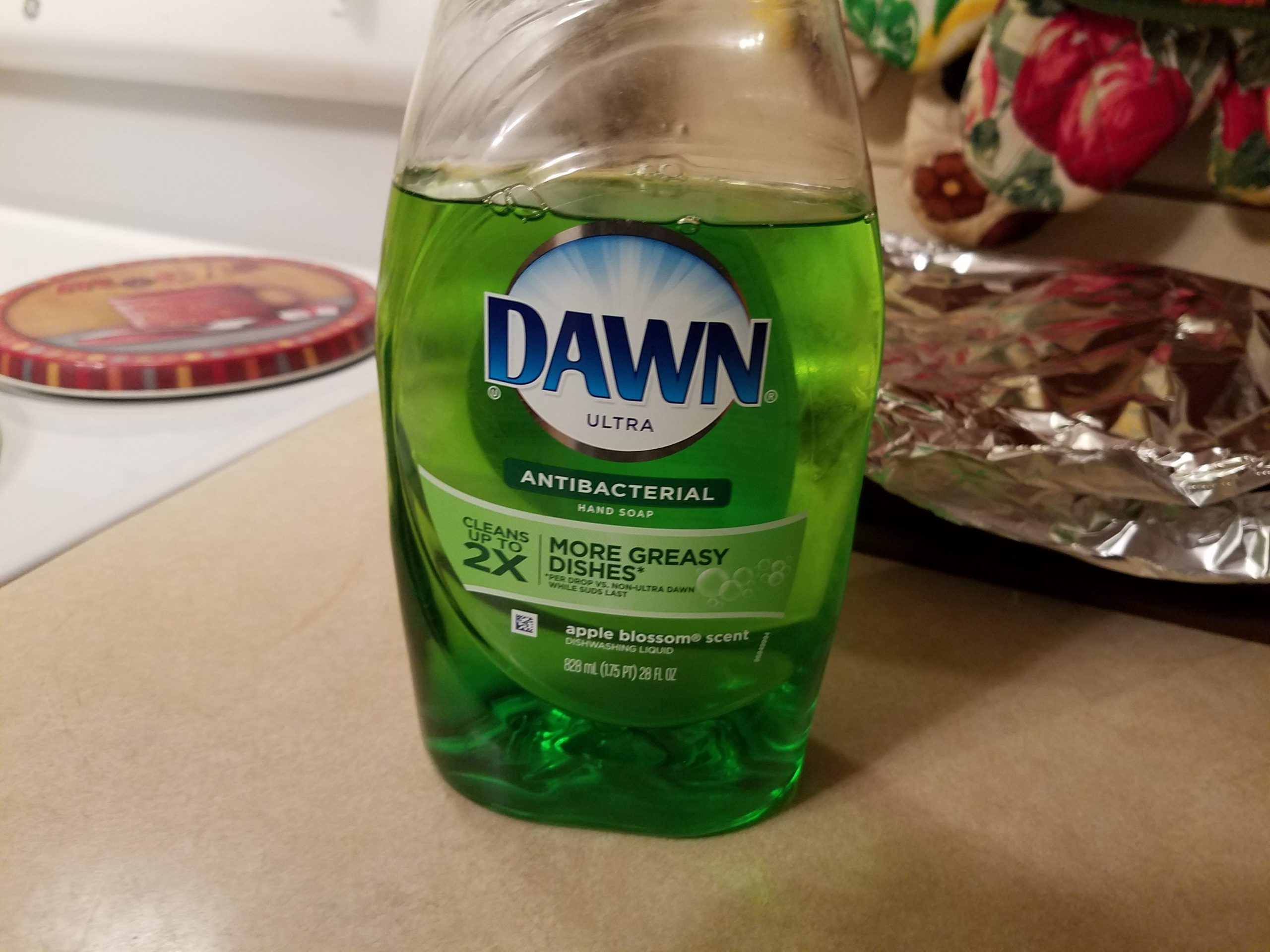 Galaxy S7 edge photo dawn detergent