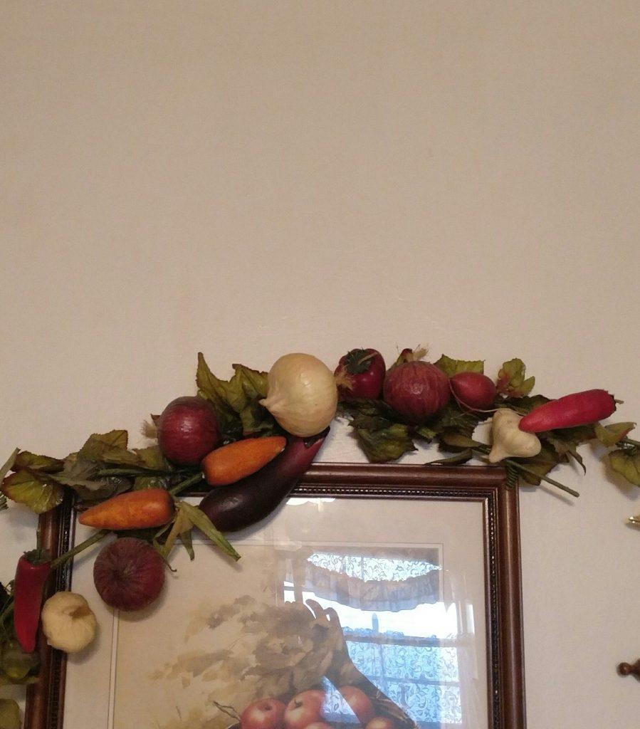 OnePlus 3 vegetable decoration
