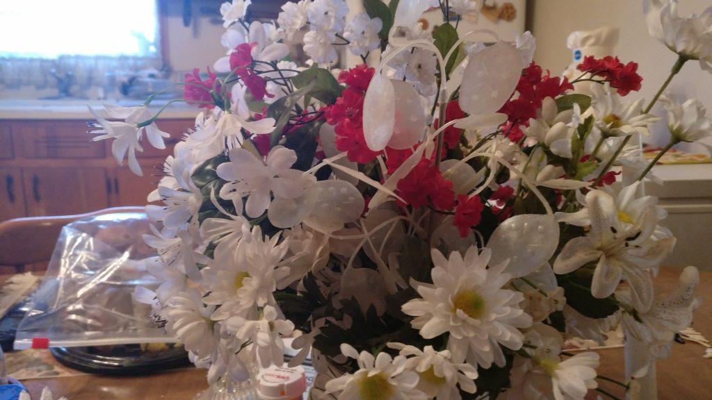 OnePlus 3 flower bouquet