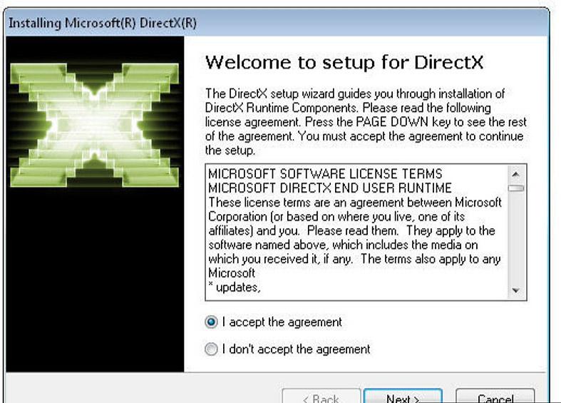 Download directx sdk direct link.