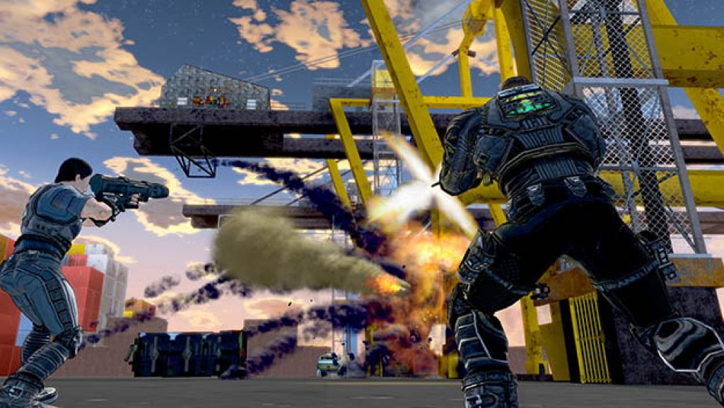 Crackdown Parkour Game Pc