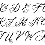 Free-Tattoo-Fonts