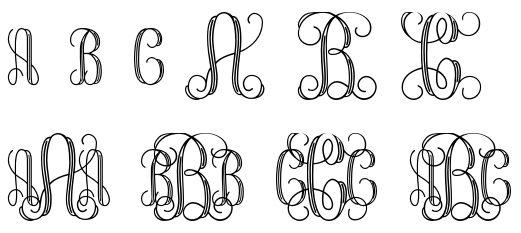 best free monogram fonts for designers aptgadget com house cleaning clip art vector house cleaning clip art vector