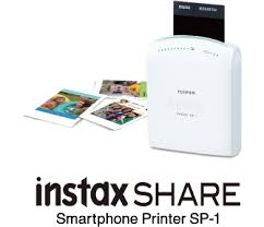 Fujifilm Intax share smartphone printer