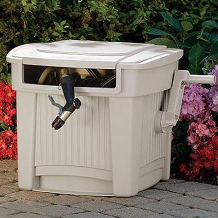 With A High Quality Hose Reel You Can Keep Your Terrace Or Patio Area Tidy  And Clean. A Hose Reel Is A Practical Choice That Saves You The Hassle Of  Dealing ...