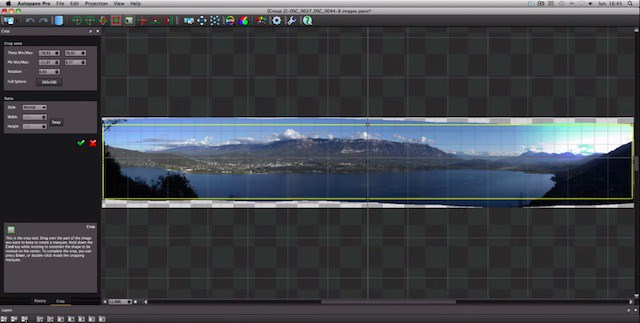 photo stitching software