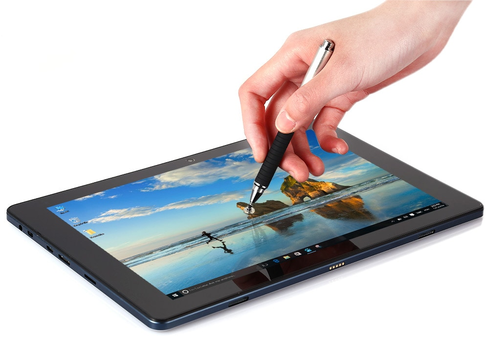 tablet with stylus pen