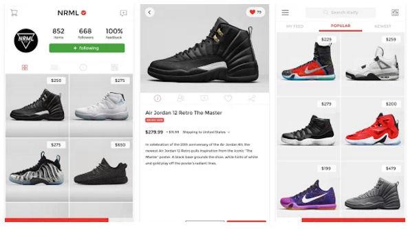 kicks apps