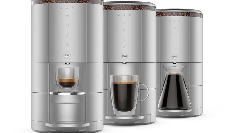 Spinn Coffee Maker