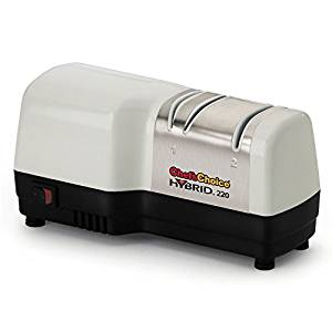 220 Hybrid 2 Stage Knife Sharpener