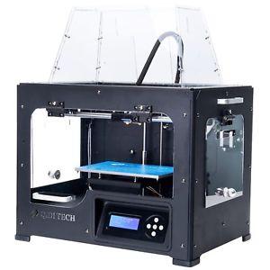 QIDI Technology 3DP-QDA16-01 Dual Extruder Desktop 3D Printer