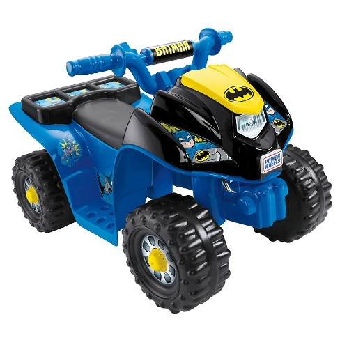 Batman Lil' Quad power wheels