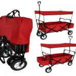 Folding Wagons for Children