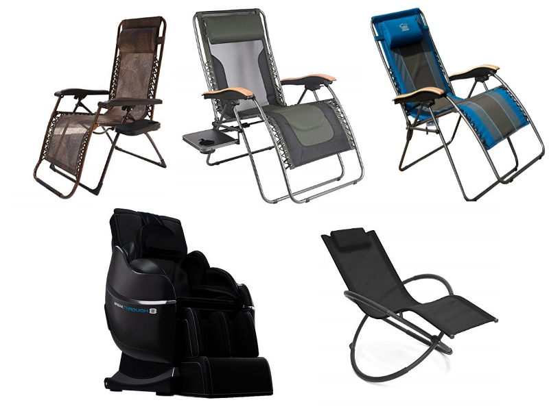 Top Zero Gravity Chairs
