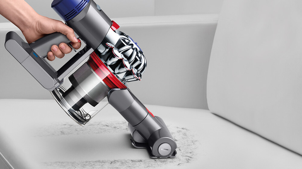 Vacuums for stairs
