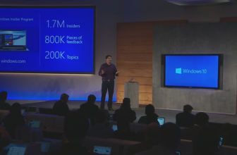 Highlights of the Microsoft's Windows 10 Event